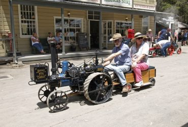 Annual Steam Fair July 4th, 5th & 6th 2020